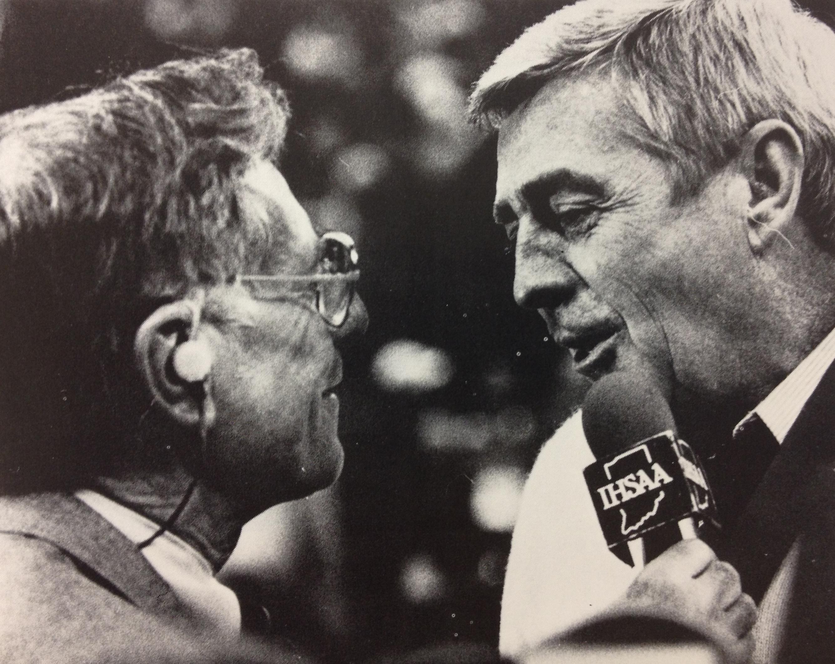 Coach Bill Green