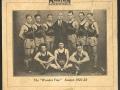 1922 MHS basketball team