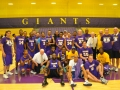 Giant Challenge 2015 boys basketball alumni team