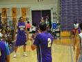 Giant Challenge 2015 boys basketball game