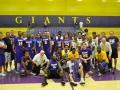 Giant Challenge 2015 boys basketball teams