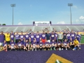 Giant Challenge 2015 boys soccer alumni team