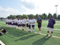 Giant Challenge 2015 boys soccer game