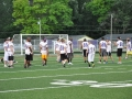 Giant Challenge 2015 football game