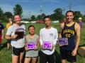 Giant Pride 5K/Walk - winners