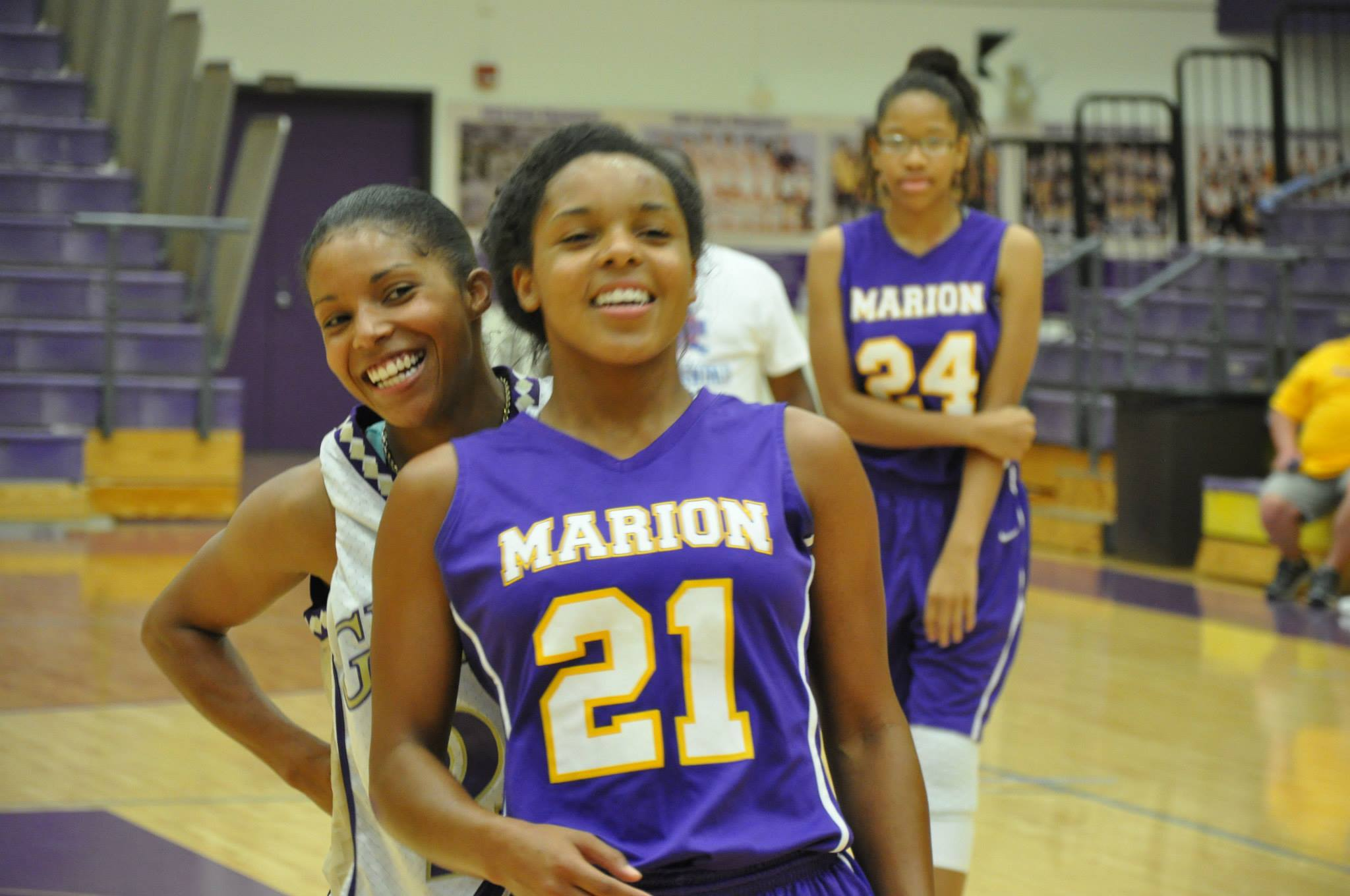 dating games for girls high school basketball players names