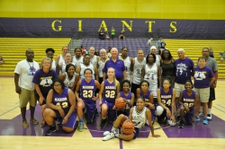 Giant Challenge 2015: Girls Basketball