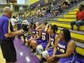 Giant Challenge 2015 girls basketball game