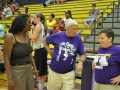 Giant Challenge 2015 girls basketball game
