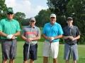 Giant Challenge Golf Scramble winners!