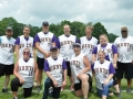 Giant Challenge 2015 softball/baseball alumni team