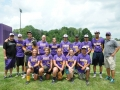 Giant Challenge 2015 softball/baseball varsity team