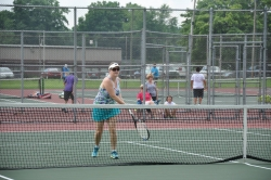 Giant Challenge 2015: Tennis Battle Royal