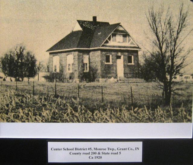 Center School - 1920