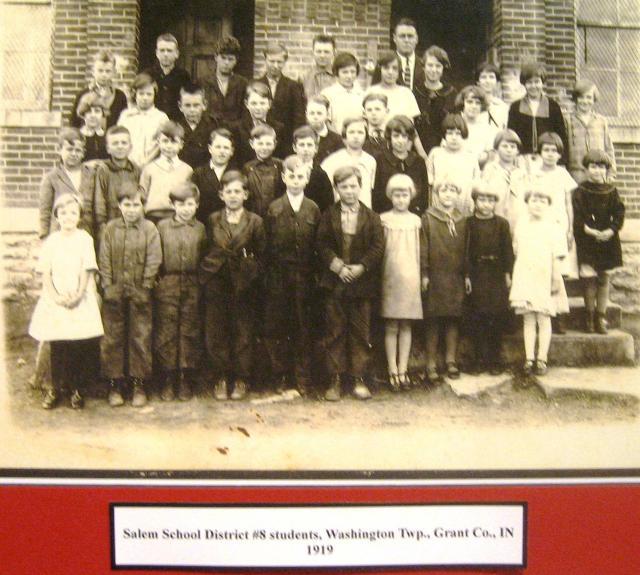 Salem School 1919