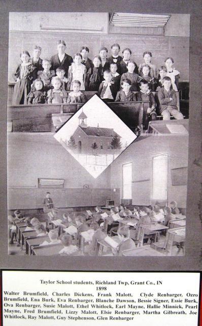 Taylor School 1892