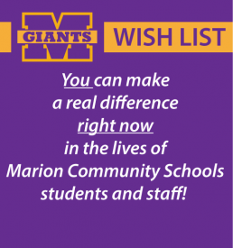 Giant Wish List