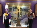 Marching Giants 1969 State Championship display